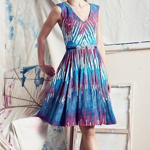 Anthropologie Tracy Reese Gallery Row Dress, 12